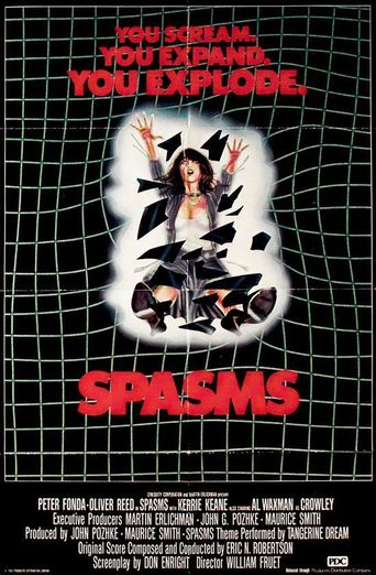 Spasms Poster