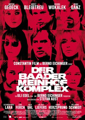 Watch The Baader Meinhof Complex
