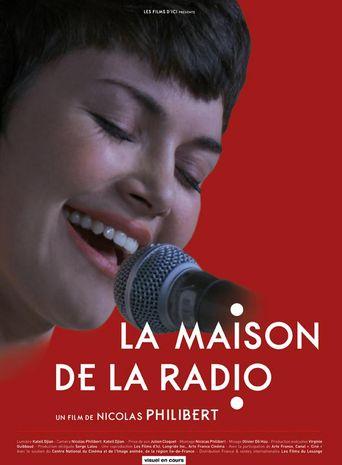 La maison de la radio Poster