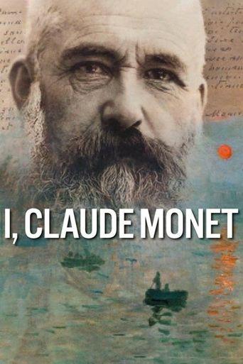 I, Claude Monet Poster