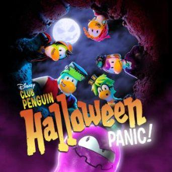 Halloween Panic! Poster