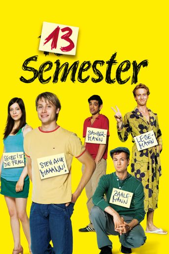 13 Semester Poster