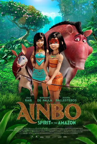 Ainbo: Spirit of the Amazon Poster