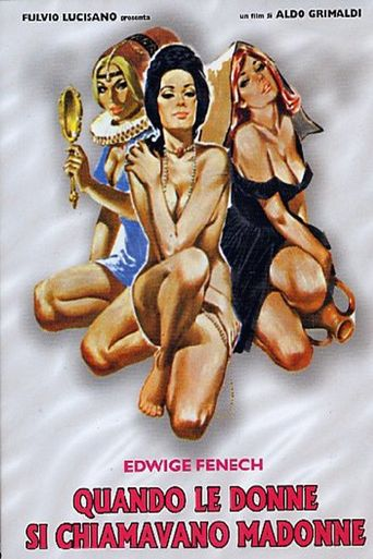 When Women Were Called Virgins Poster