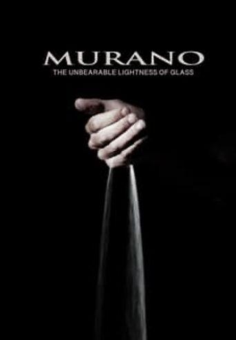 Murano The Unbearable Lightness of Glass Poster