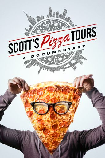 Scott's Pizza Tours Poster