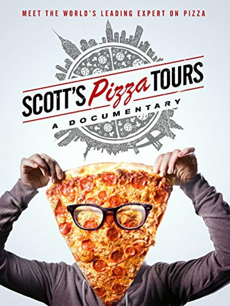 Scott's Pizza Tours Poster