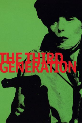 The Third Generation Poster