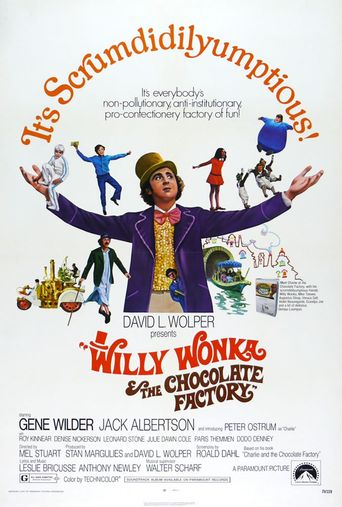Watch Willy Wonka & the Chocolate Factory