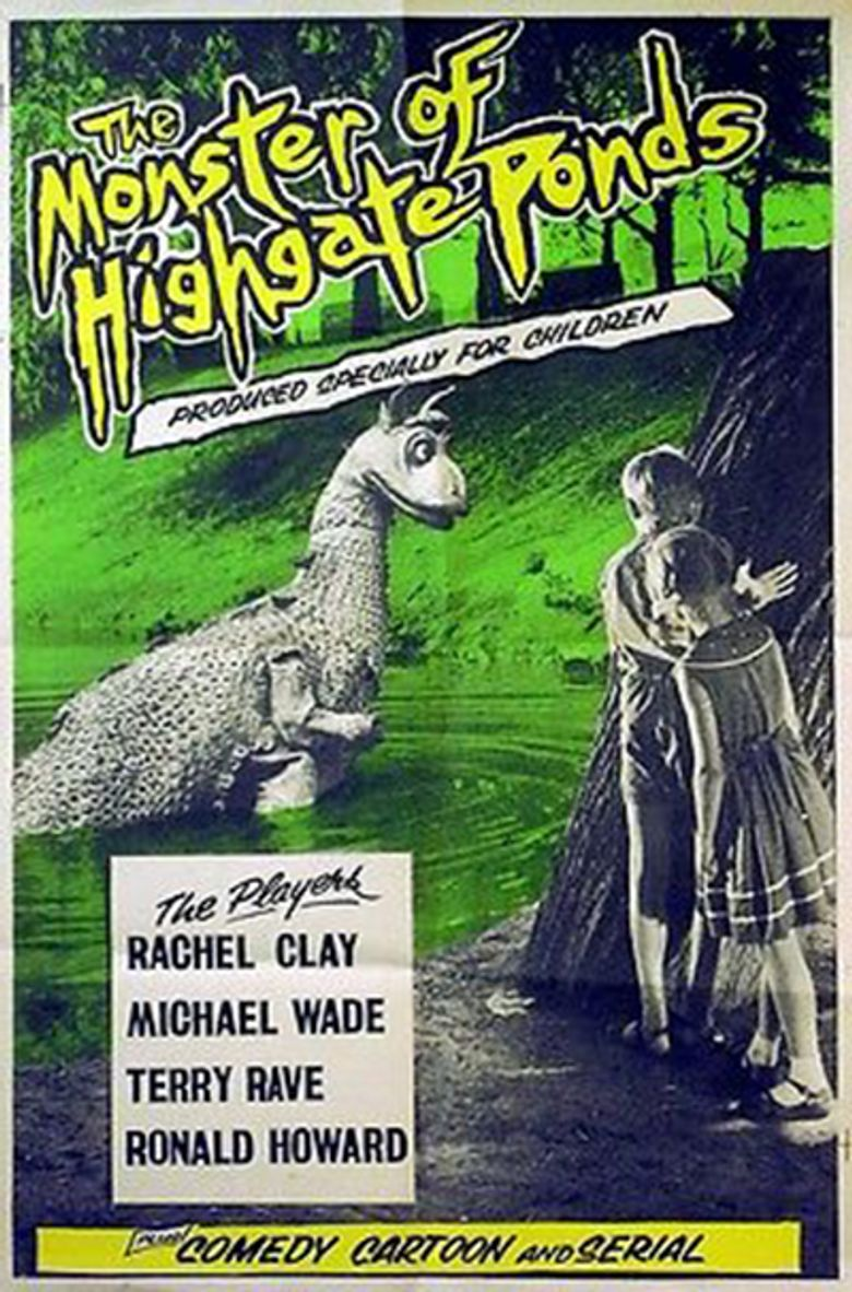 The Monster of Highgate Ponds Poster