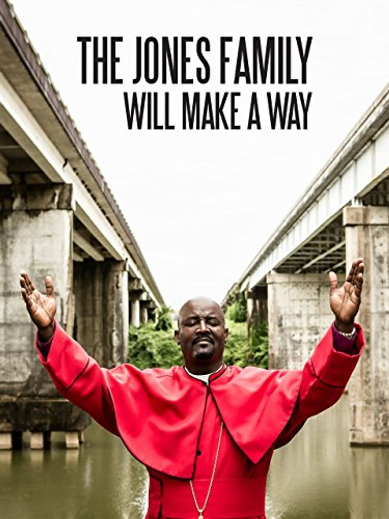 The Jones Family Will Make a Way Poster
