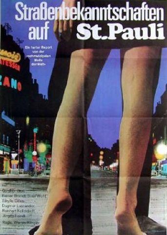 Straßenbekanntschaften auf St. Pauli Poster