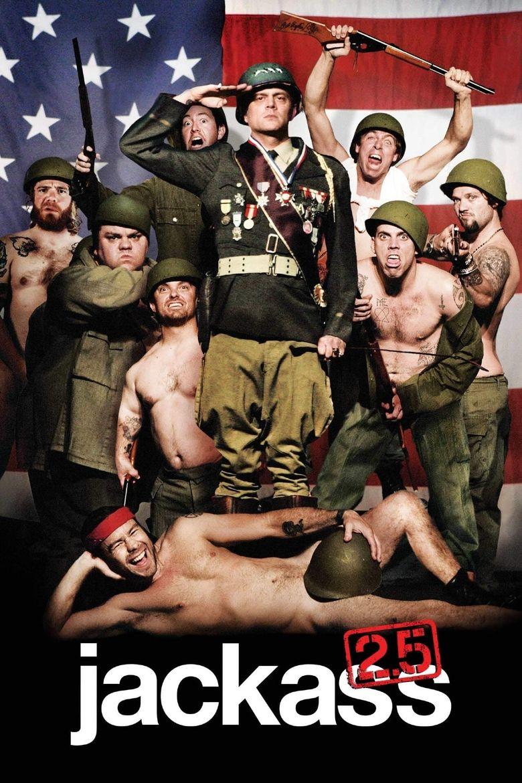 Jackass 2.5 Poster