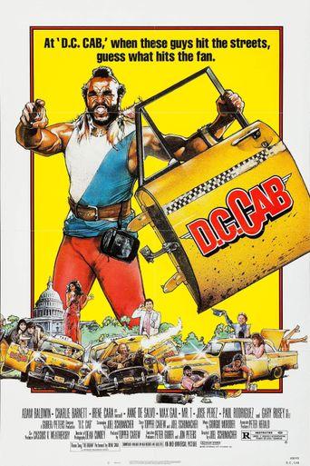 D.C. Cab Poster
