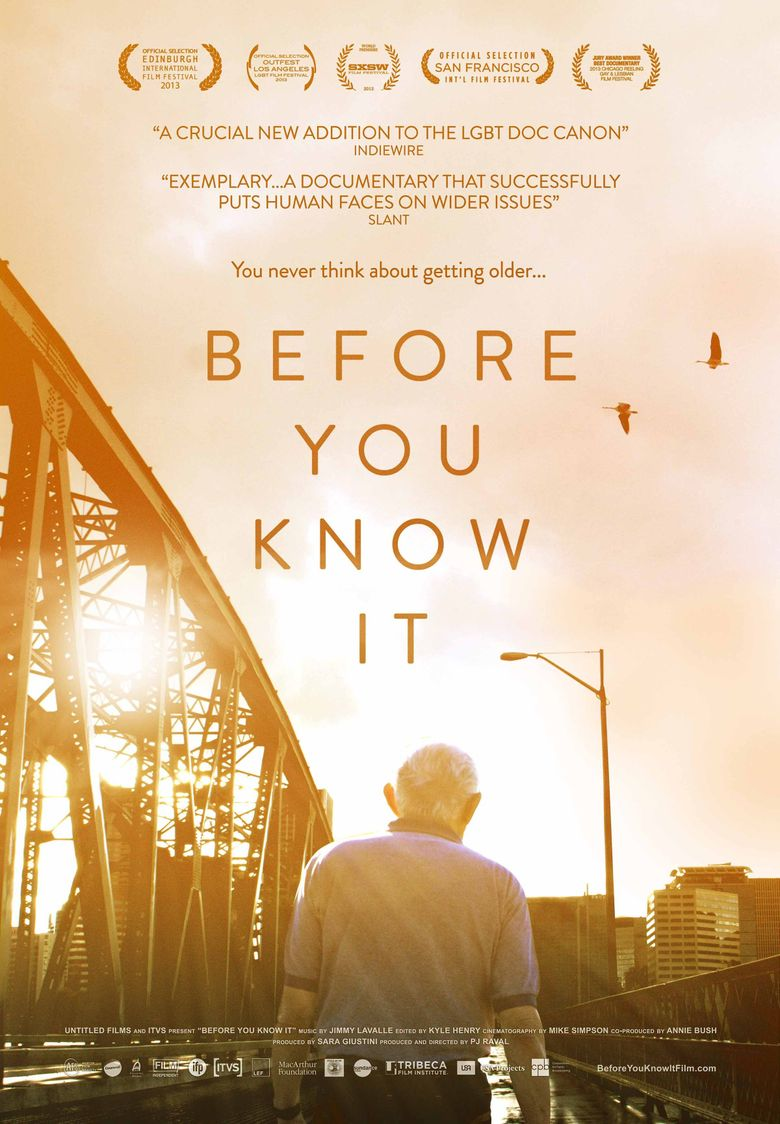 Before You Know It Poster