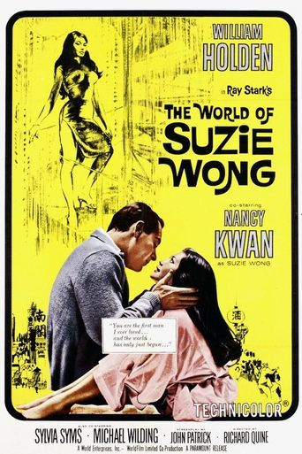 Watch The World of Suzie Wong