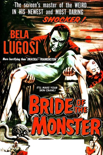 Watch Bride of the Monster
