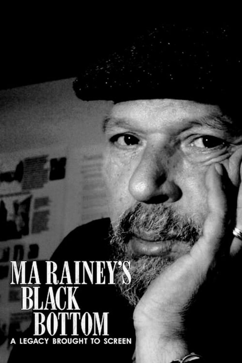 Ma Rainey's Black Bottom: A Legacy Brought to Screen Poster