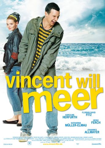 Vincent Wants to Sea Poster