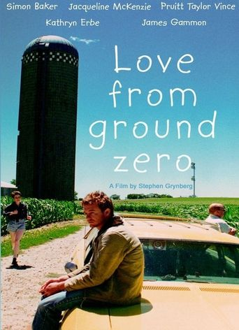 Love from Ground Zero Poster