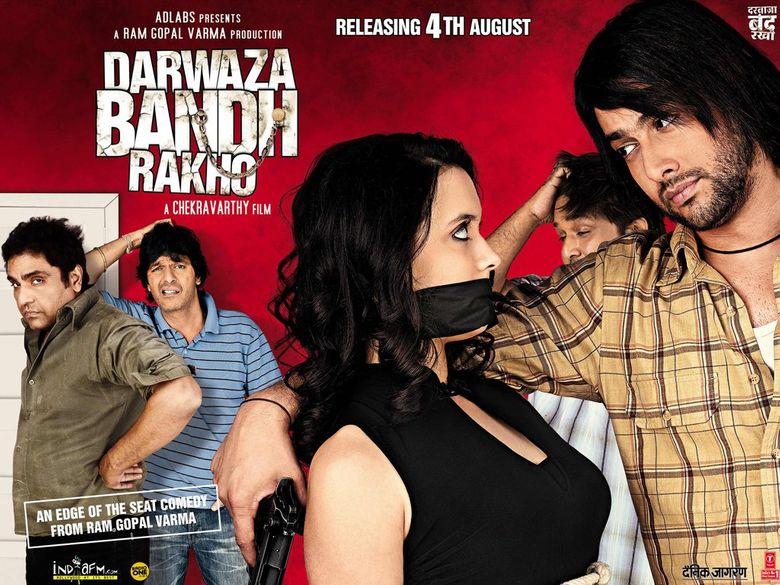 Darwaaza Bandh Rakho Poster