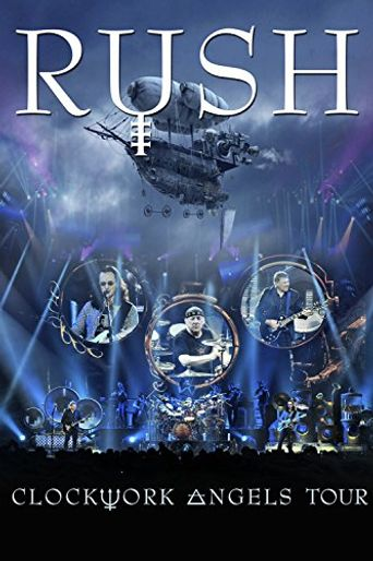 Rush: Clockwork Angels Tour Poster