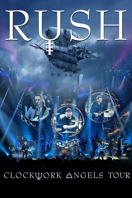 Rush: Clockwork Angels Tour Poster