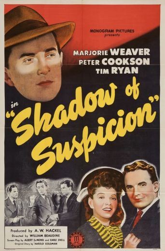 Shadow of Suspicion Poster