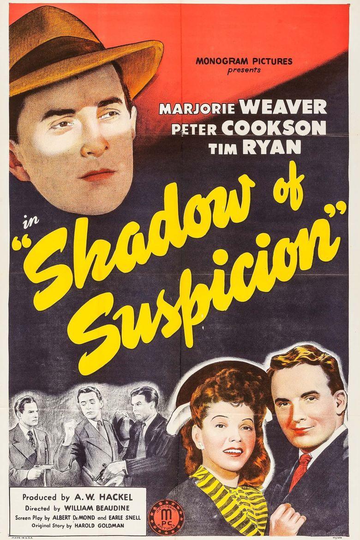 Shadow of Suspicion Poster