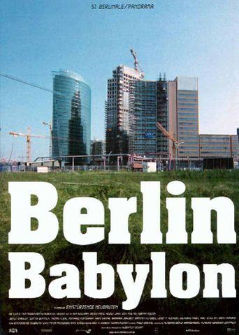 Berlin Babylon Poster