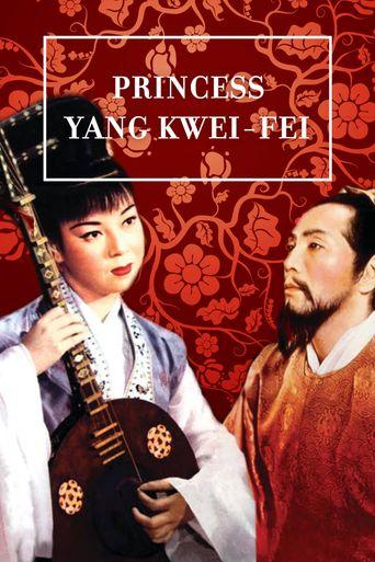Princess Yang Kwei Fei Poster