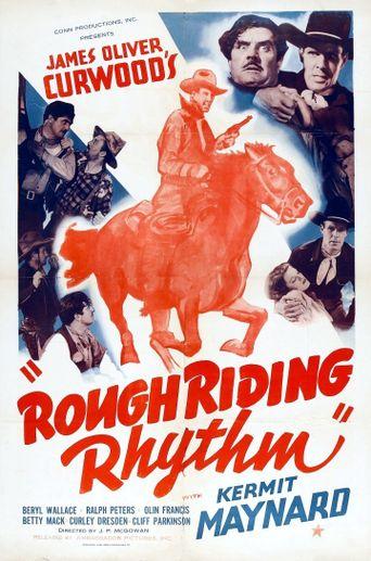 Rough Riding Rhythm Poster