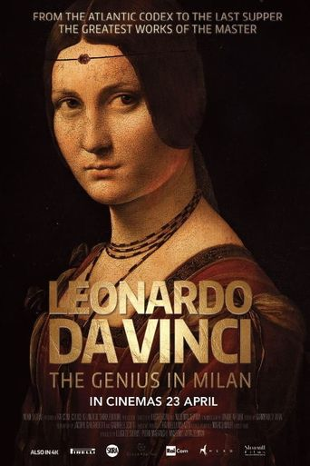 Leonardo da Vinci: The Genius in Milan Poster