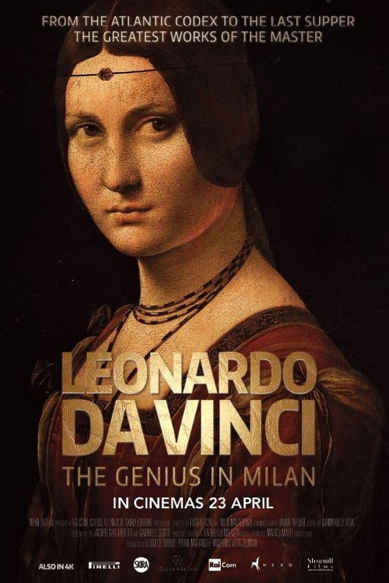 Leonardo da Vinci: The Genius in Milan Poster