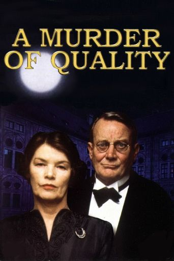A Murder of Quality Poster