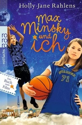 Max Minsky and Me Poster