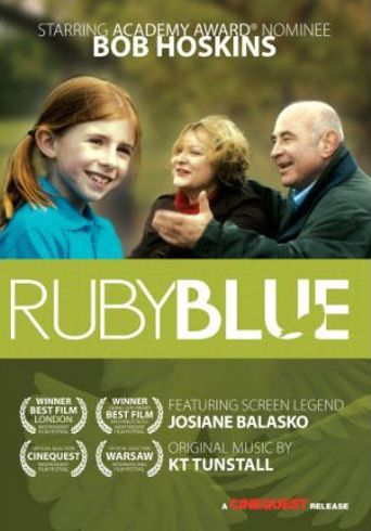 Ruby Blue Poster