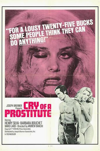Cry of a Prostitute Poster