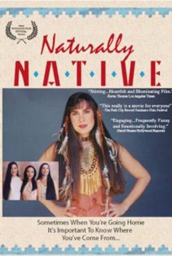 Naturally Native Poster
