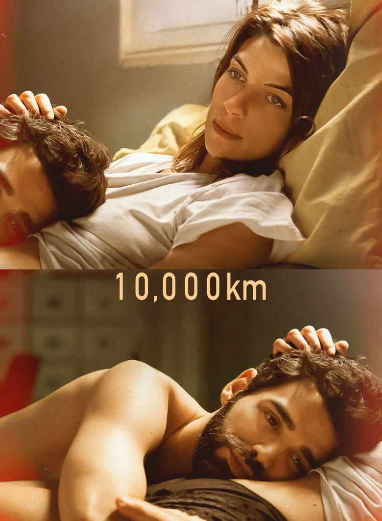 10,000 km Poster