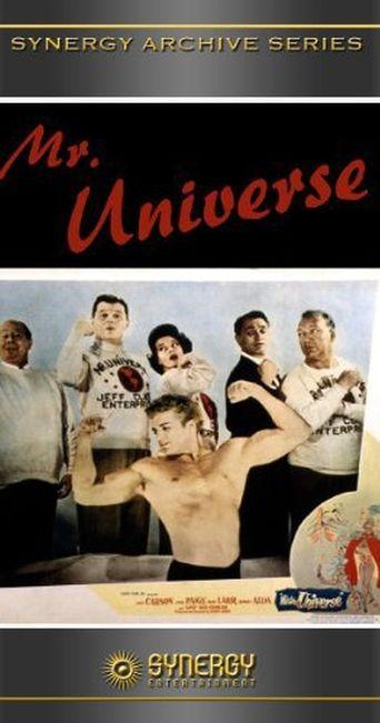 Mister Universe Poster