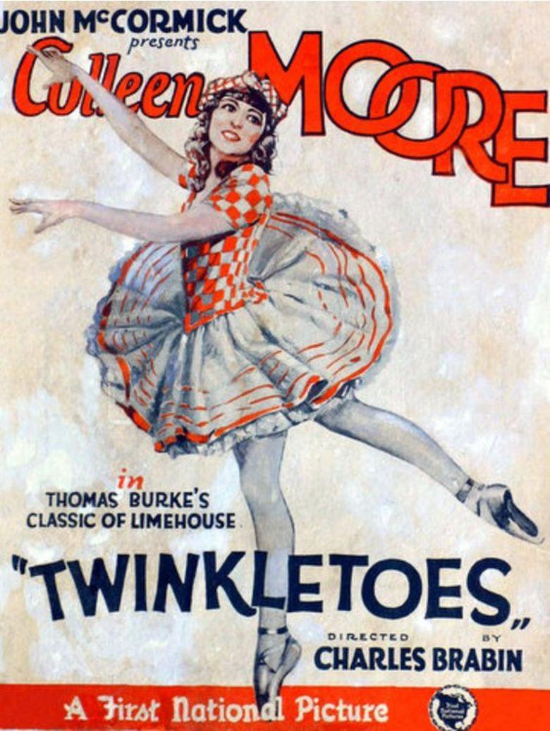 Twinkletoes Poster