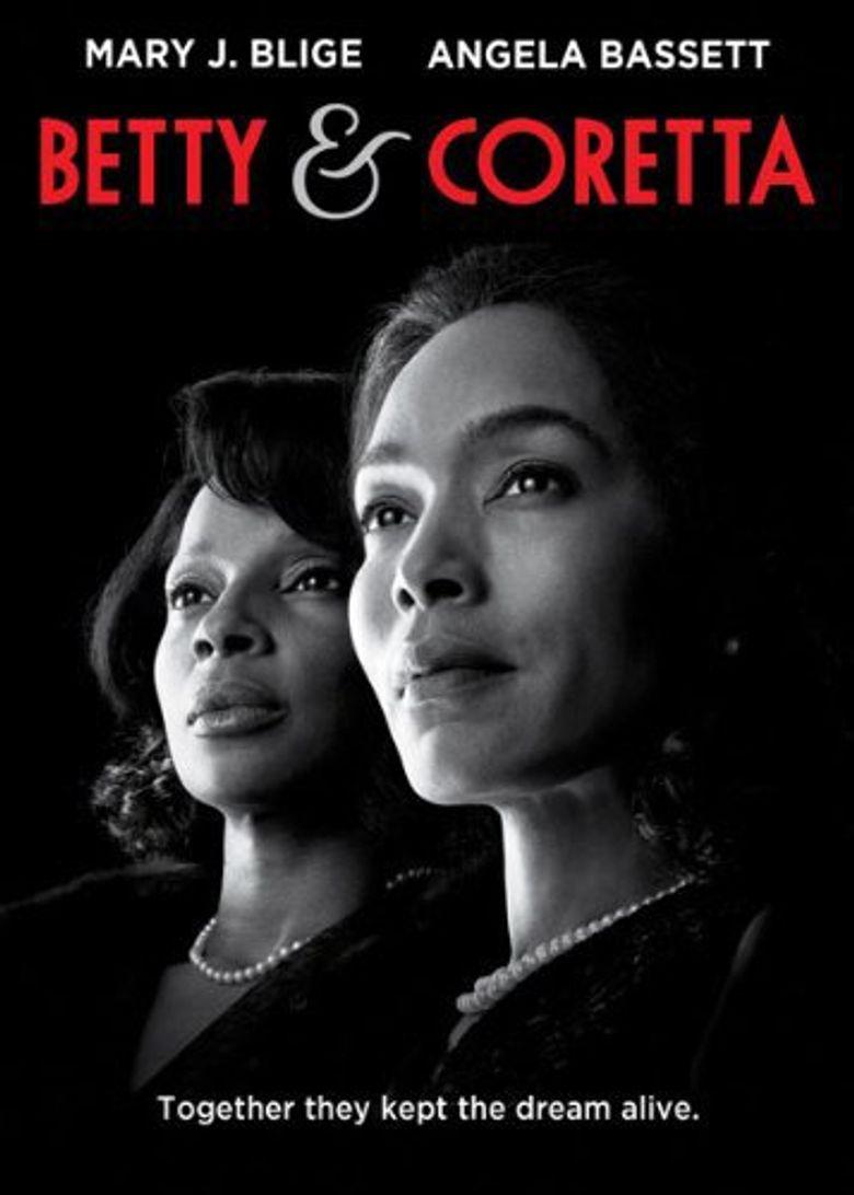 Betty and Coretta Poster