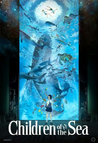 Children of the Sea Poster