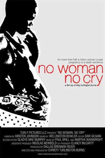 No Woman, No Cry Poster