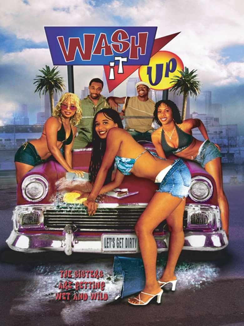 Wash It Up Poster