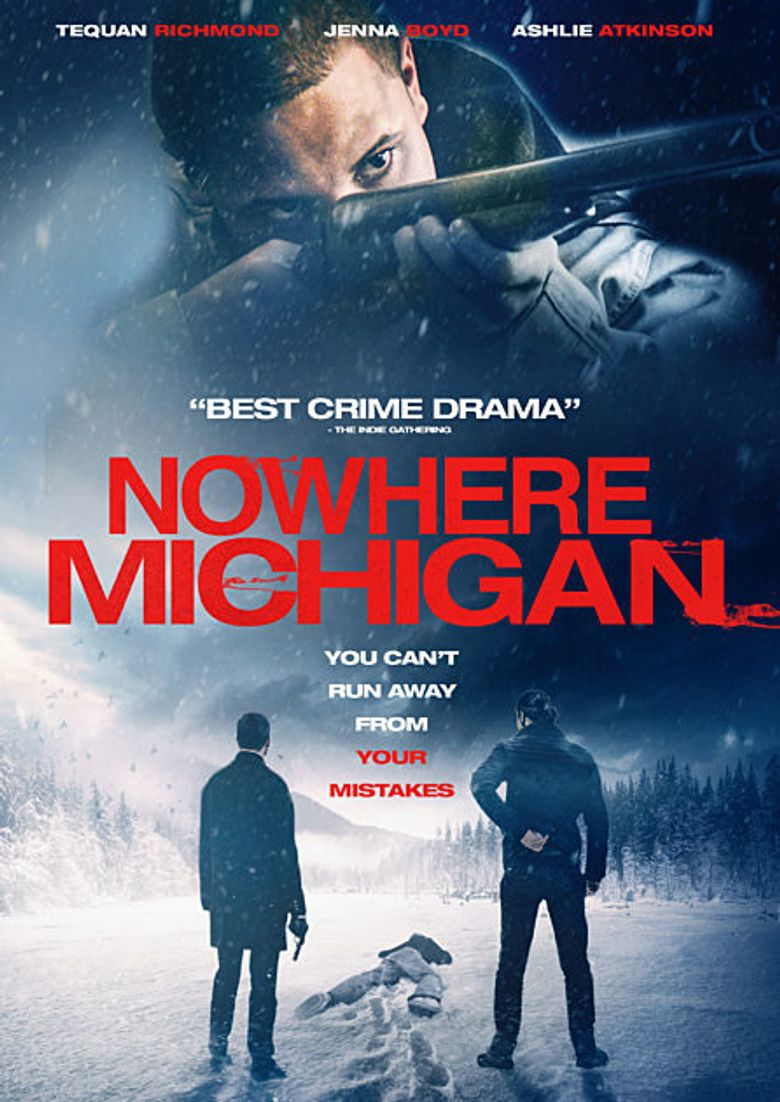Nowhere, Michigan Poster