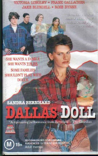 Dallas Doll Poster