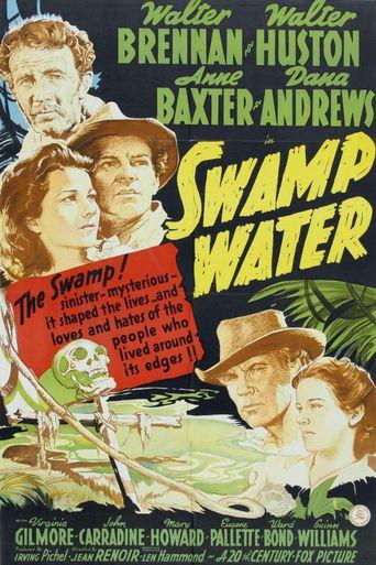 Swamp Water Poster