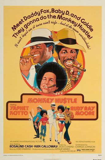 The Monkey Hustle Poster